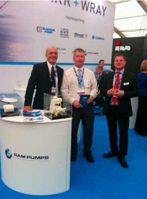 Offshore Europe Exhibition 2011