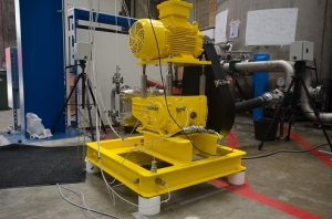 New Mechanical Vent KO Vessel Pump for the Antan Development